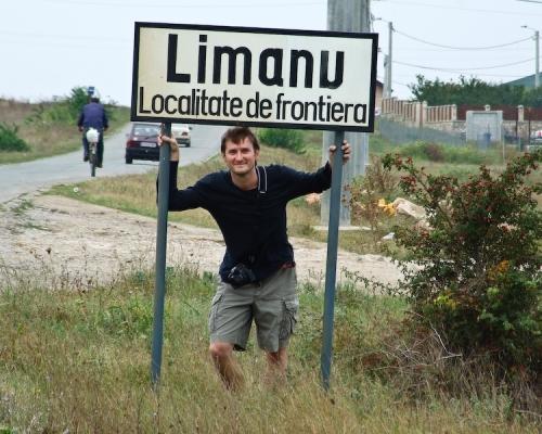 border post, Limanu